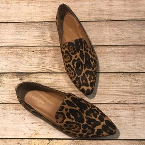 Calvin Klein | Elin Pointed Toe Loafer